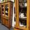 Thumbnail: Antique 1800's Victorian Era OAK WOOD PIE SAFE Farmhouse Style Cabinet/Hutch