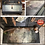 Thumbnail: Vintage PAINTED BLANKET CHEST- Steampunk Coffee Table-Living Room Furniture