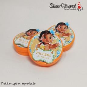 Latinha Plástica Personalizado