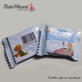 Chocolate Talento Personalizado