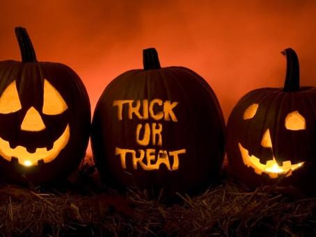Upcoming Halloween Events