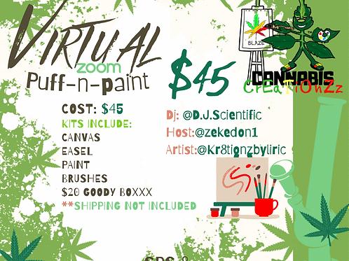 420 Virtual Puff n Paint