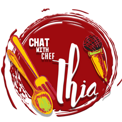 CHAT WITH CHEF THIA LOGO