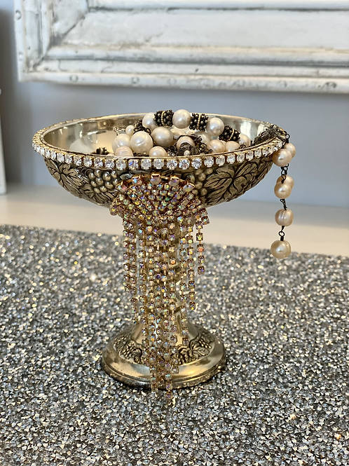 Vintage jeweled coupe