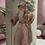 "Thumbnail: Candles, hand embellished Christmas prints. 8"" tall."