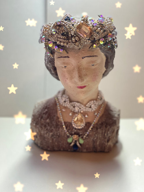 French style bust