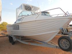 6m Polycraft Hire Boat