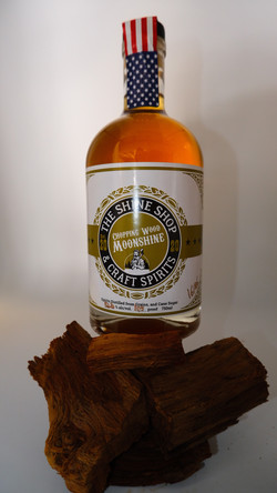 Chopping Wood Moonshine - 110 Proof