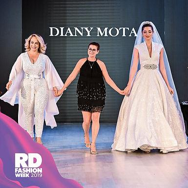 Miriam Cruz sorprende desfilando en la pasarela del RD Fashion Week 2019