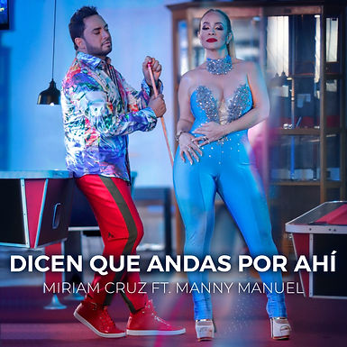 Miriam Cruz estrena featuring con Manny Manuel