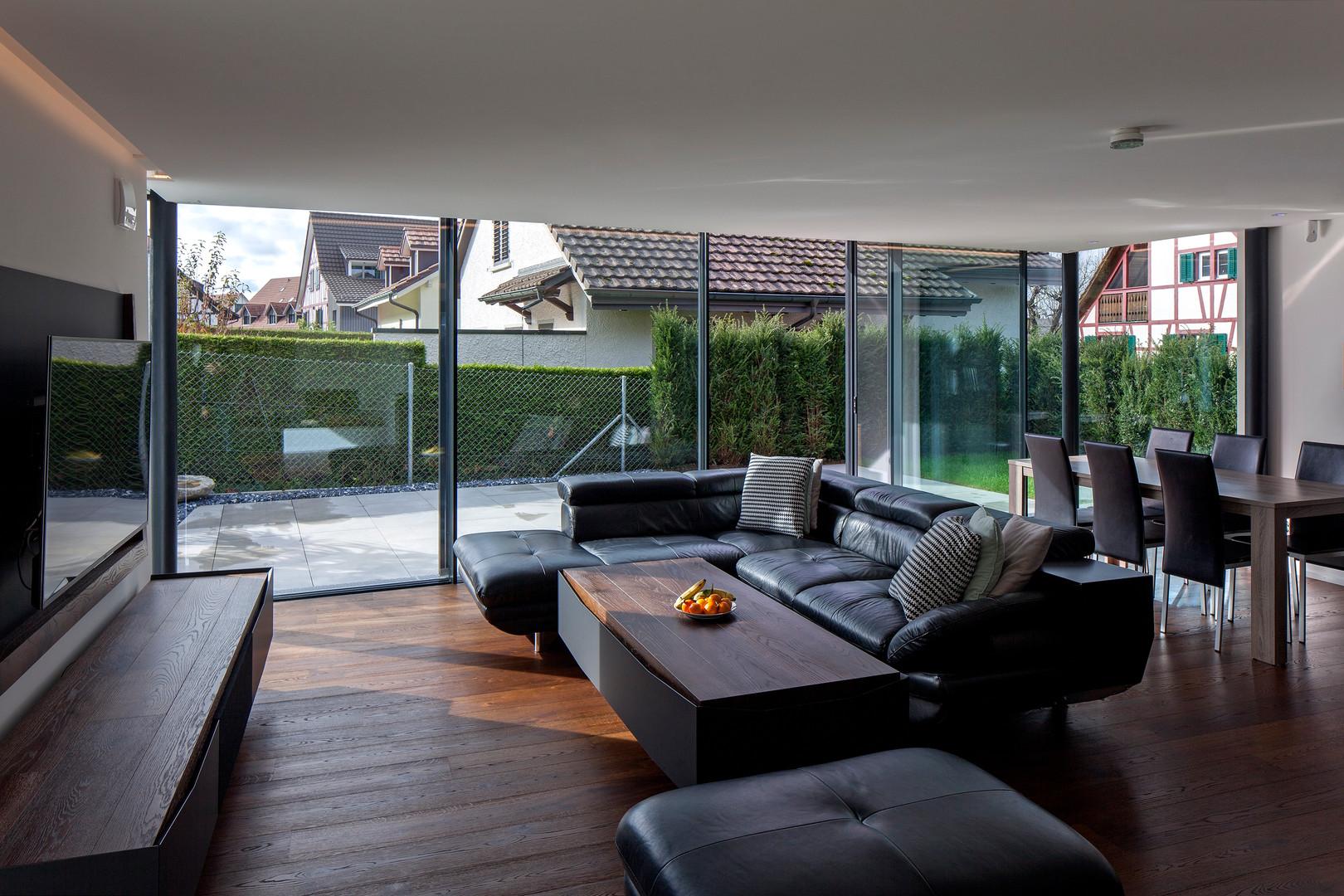 Modernes Einfamilienhaus in Bülach (ZH)
