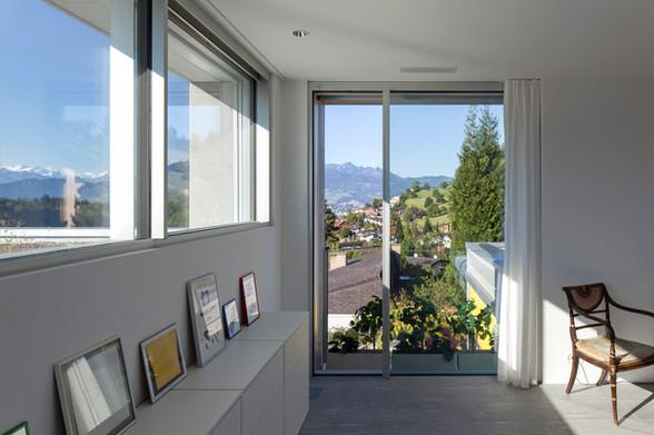 Einfamilienhaus oberhalb des Vierwaldstättersees (LU)