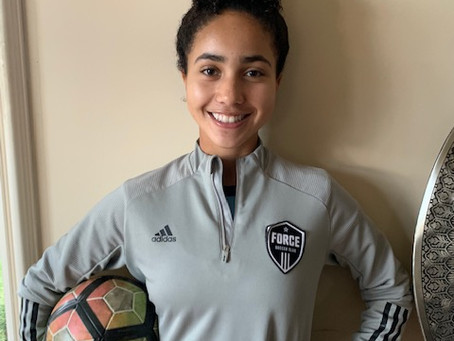 Ella Sims Invited To US Soccer U17 National Team Camp!