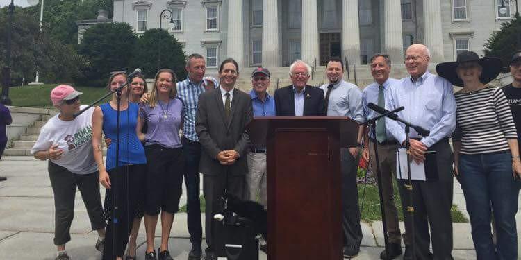 Vermont celebrates labeling law