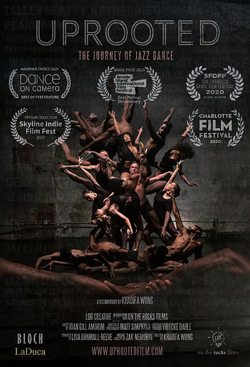 UPROOTED POSTER w all current laurels(1)