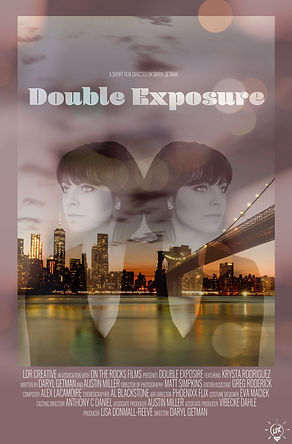 Double Exposure Official Poster 2020 cop
