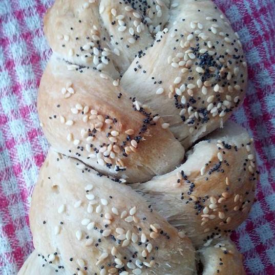 #challah #bread for #shabbat #shabbatsha
