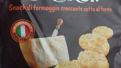 Parmigiano Snacks