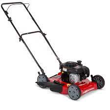 Push mower with NO self propelled 99-129