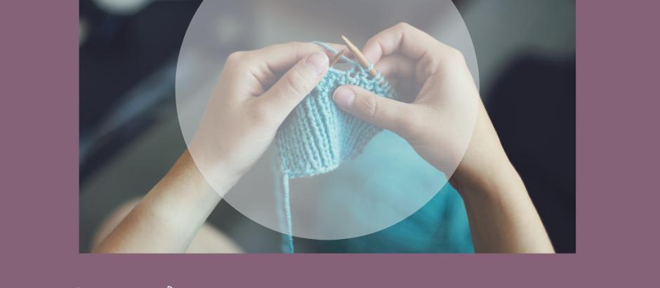 Les bienfaits du tricot lors de l'accouchement