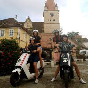 Sibiu-Cisnadioara-Rasinari