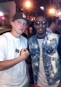 Ant B and King Los