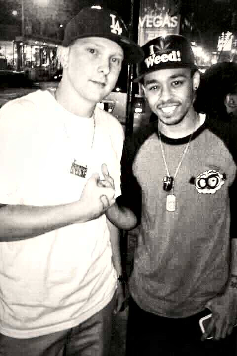 Ant B and Cory Gunz