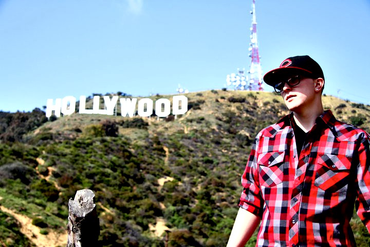 ANT B in HOLLYWOOD