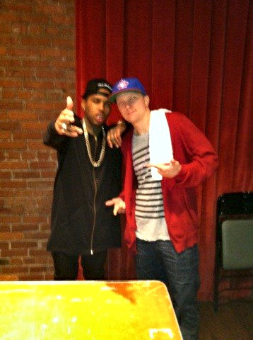 Kid Ink and Ant B