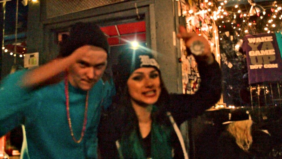 Ant B and Snow da Product