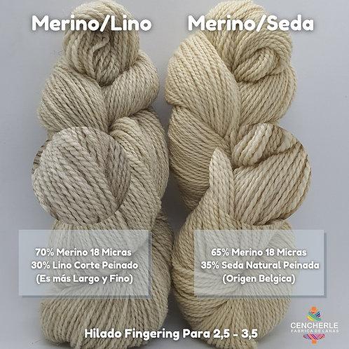 Merino Seda / Merino Lino