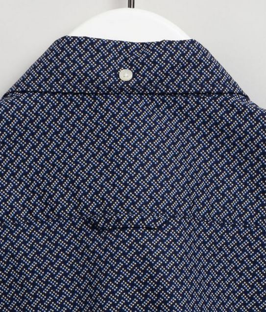 Gant chemise fsie marine2.jpg