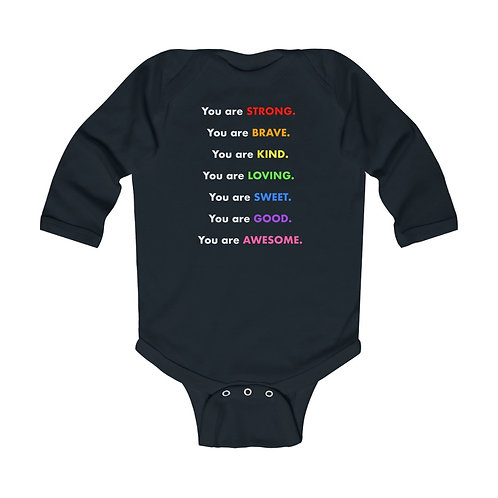 """You Are"" Infant Bodysuit"