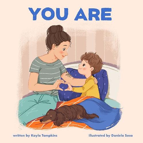 """You Are"" - Children's Book"