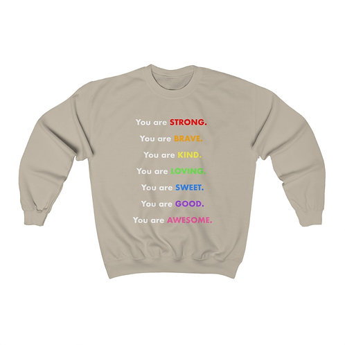"""""""You Are"""" by Kayla Tompkins - (Unisex sizes)"""