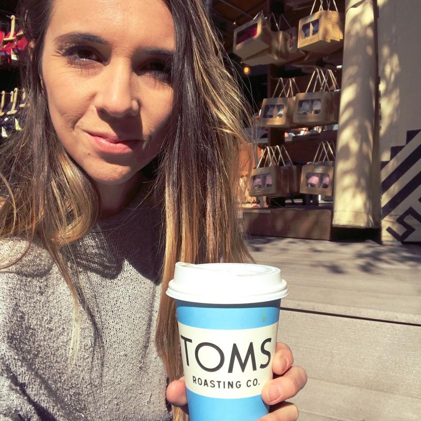 Toms Coffee on Abbott Kinney