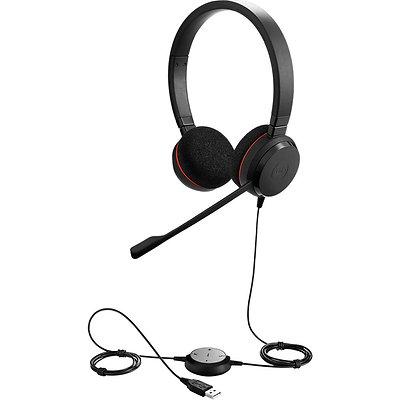 Jabra Evolve Stereo Wired Headset