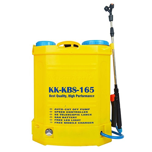 Knapsack Sprayer (Battery) KK-KBS-165