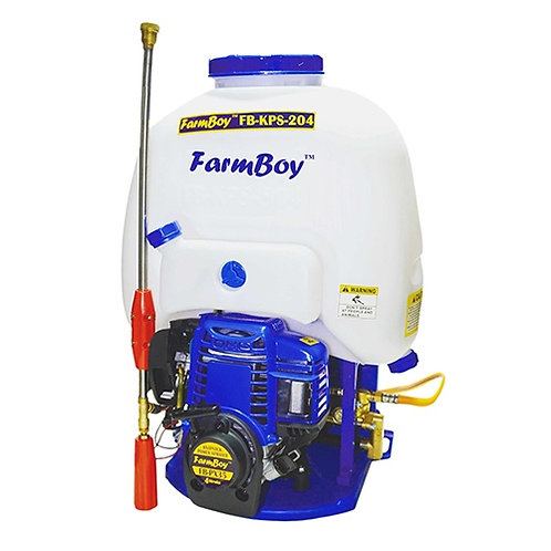 Knapsack Power Sprayer (Petrol) FB-KPS-204
