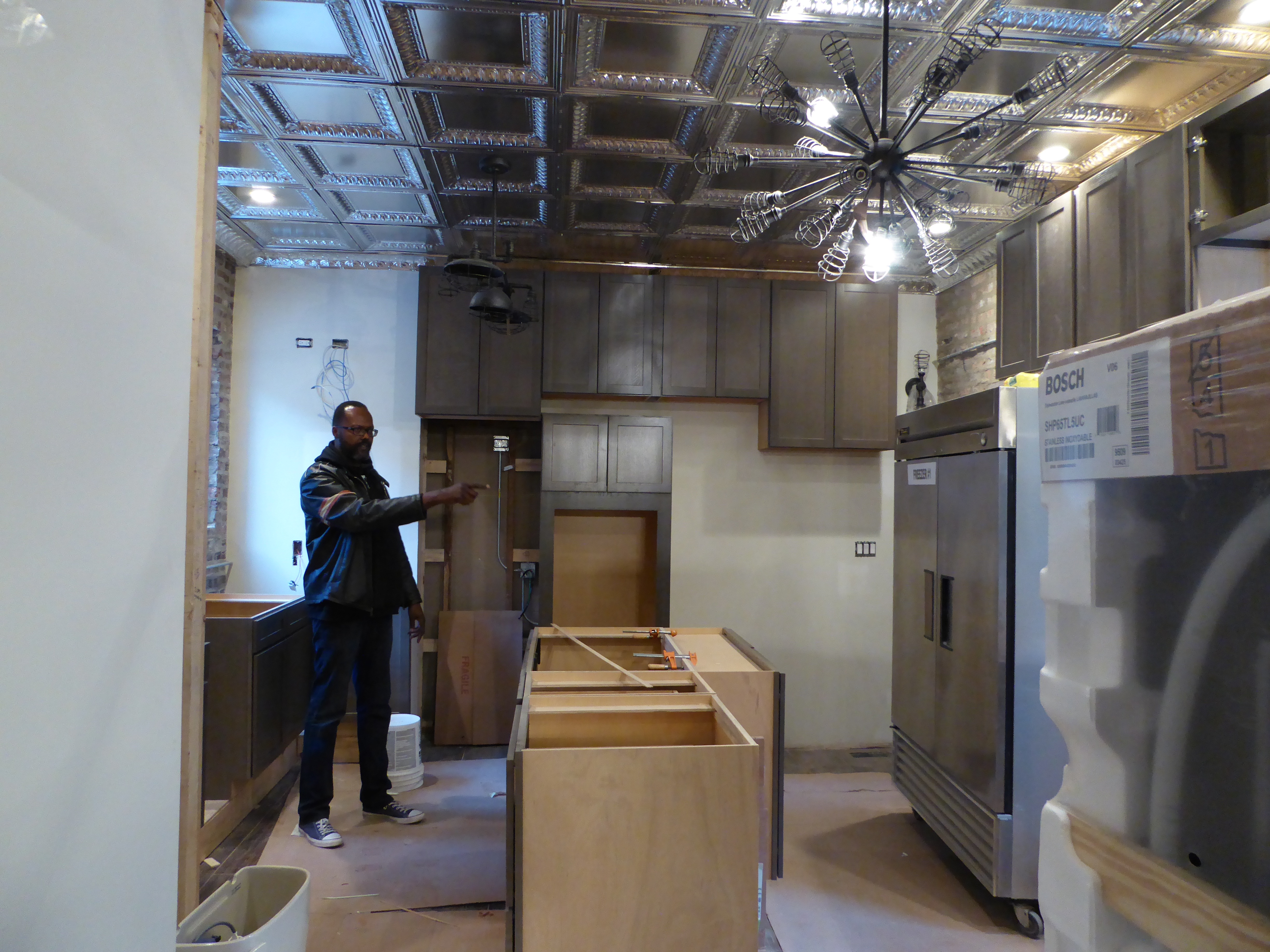 Cabinetry Installed