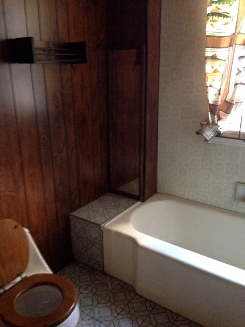 Old Bathroom