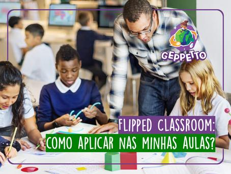 Flipped Classroom: como aplicar nas minhas aulas?