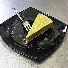 Torta crudista pistacchi anacardi