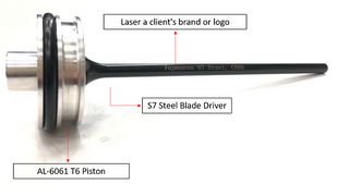 Custom Nailer Piston Driver Set CN Serie