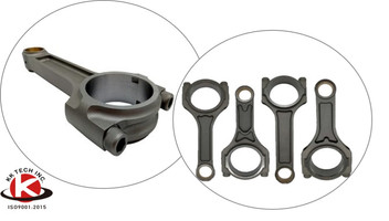 Forged Connecting Rods Manufacturer