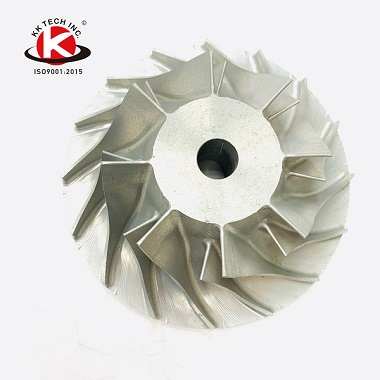 5 axis CNC milling products
