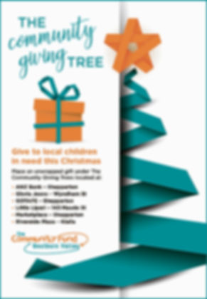 New-Community Giving Tree 2018 -GIFTS +
