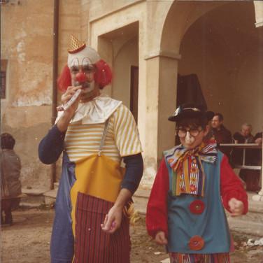 Carnevale Loggia Carona 1982