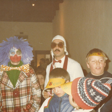 Carnevale Loggia Carona 1980