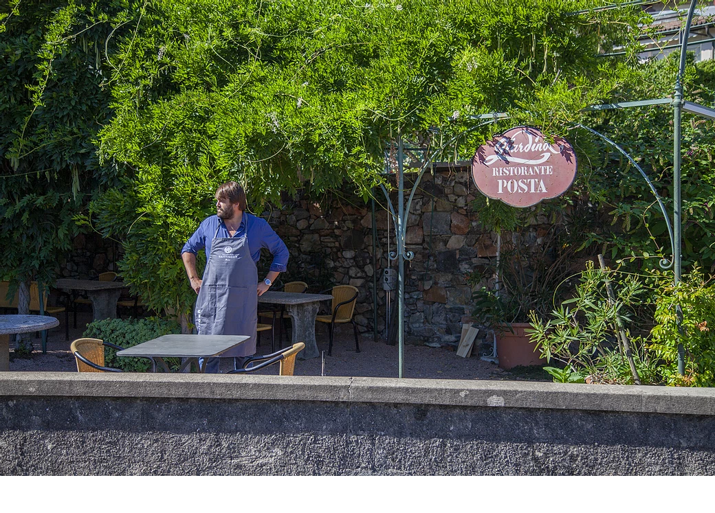 Restaurant Posta Carona / NOUVELLE GESTION